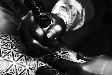 Wo tut ein tattoo am wenigsten weh